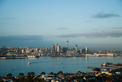 Auckland Citty imagens de stock royalty free