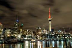 Auckland Citty stockbild