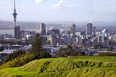 Auckland city Stock Photos