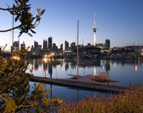 Auckland City Stock Images