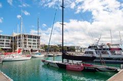 Auckland City, New Zealand Royalty Free Stock Image
