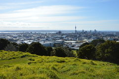 Auckland City stock photography