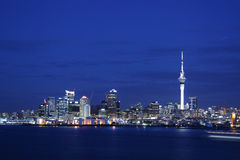 Free Auckland CityScape Royalty Free Stock Image - 2774256