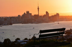 Auckland Cityscape Royalty Free Stock Image