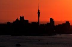Auckland Cityscape Stock Photos