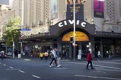 Auckland Civic Theatre Stock Images