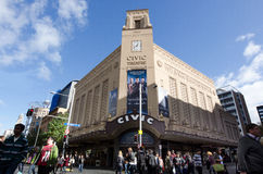 Auckland Civic Theatre Royalty Free Stock Images