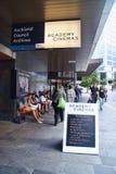Auckland Council Archives Academy Cinemas Royalty Free Stock Photos