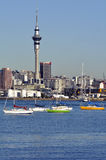 Auckland downtown skyline - New Zealand Royalty Free Stock Photography