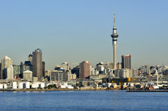 Auckland downtown skyline - New Zealand Royalty Free Stock Photos