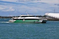 Auckland est une belle ville au Nouvelle-Z?lande image libre de droits