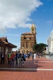 Auckland-Fährhafen Lizenzfreie Stockfotos