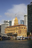 Auckland Ferry Building Stock Photos