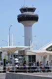 Auckland flygplats - Nya Zeeland Royaltyfria Foton