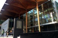 Auckland galeria sztuki Toi o Tamaki, Nowa Zelandia - Zdjęcie Stock