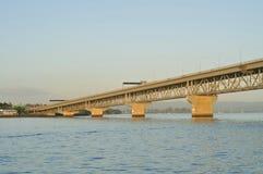 Auckland-Hafen-Brücke Lizenzfreie Stockbilder