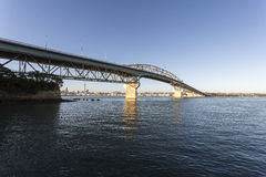Auckland Harbor Bridge Royalty Free Stock Images
