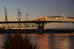 Auckland Harbour Bridge Royalty Free Stock Image
