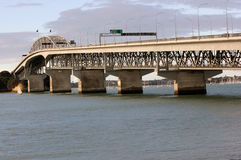 Auckland Harbour Bridge Royalty Free Stock Photography