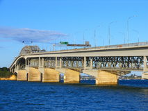 Auckland Harbour Bridge Royalty Free Stock Photos