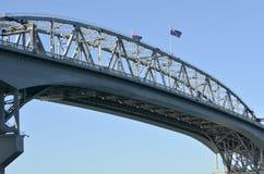 Auckland Harbour Bridge - New Zealand Royalty Free Stock Photo