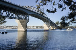Auckland Harbour Bridge - New Zealand Stock Photos