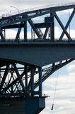 Auckland Harbour Bridge Royalty Free Stock Photo
