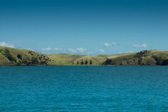 Auckland Harbour - Station Bay Royalty Free Stock Photos