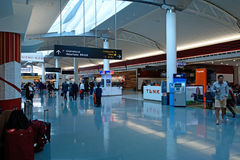 Auckland International Airport Royalty Free Stock Image