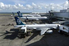 Auckland International Airport Stock Photography