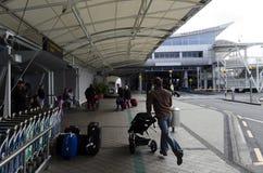 Auckland internationell flygplats Royaltyfria Bilder