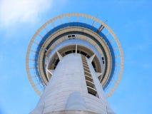 Auckland-Kontrollturm Stockbild