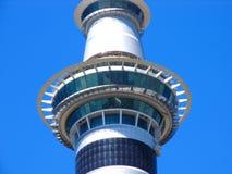 Auckland-Kontrollturm Lizenzfreies Stockfoto