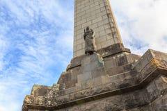 Auckland, la nuova Zelanda 1° dicembre 2013 Obelisco sulla sommità o Fotografia Stock Libera da Diritti