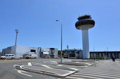Auckland lotnisko - Nowa Zelandia Fotografia Royalty Free