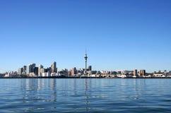 auckland miasta dzień nowy Zealand zdjęcie royalty free