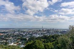 Auckland miasta widok Fotografia Royalty Free