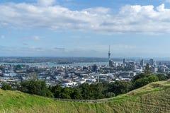 Auckland miasta widok Zdjęcie Stock