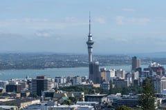 Auckland miasta widok Obrazy Royalty Free