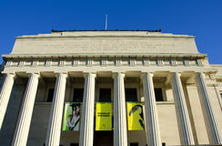 Auckland Museum Stock Photos