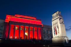 Auckland Museum Royalty Free Stock Photo
