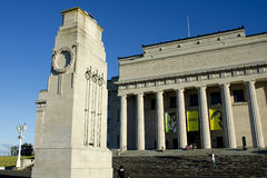 Auckland Museum Stock Photography