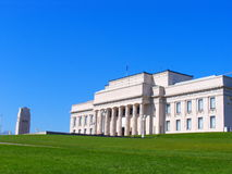 Auckland Museum. In New Zealand Stock Photo