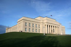 Auckland museum. Auckland, War Memorial, Museum, New zealand Royalty Free Stock Photo