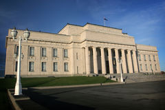 Auckland museum. Auckland, War Memorial, Museum, New zealand Royalty Free Stock Photography