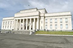 Auckland muzeum zdjęcia stock