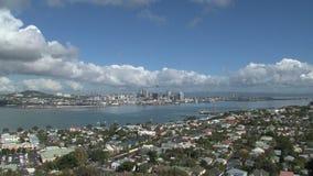 Auckland, Neuseeland stock footage