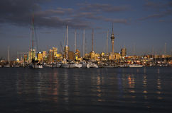 Auckland New Zealand Royalty Free Stock Photography