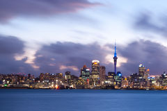 Auckland, New Zealand. This image shows the Auckland skyline, New Zealand Stock Image