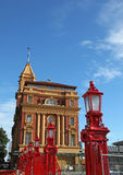 auckland New Zealand Arkivbilder